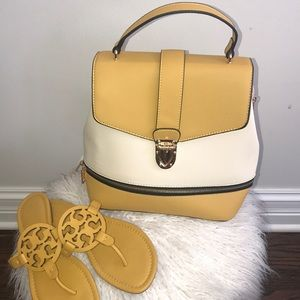 Backpack handbag